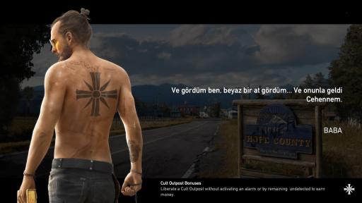 FarCry 5 Türkçe Yama 2. Ekran Görüntüsü