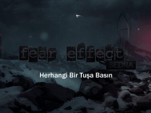 Fear Effect Sedna Türkçe Yama 3. Ekran Görüntüsü