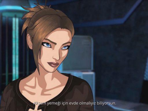 Fear Effect Sedna Türkçe Yama 5. Ekran Görüntüsü