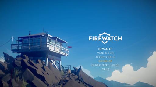Firewatch Türkçe Yama 1. Ekran Görüntüsü