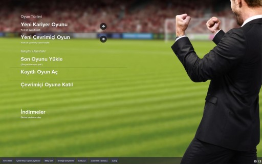 Football Manager 2015 TR Yama