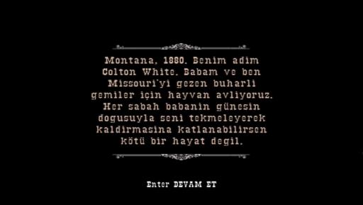 GUN Türkçe Yama 3. Ekran Görüntüsü
