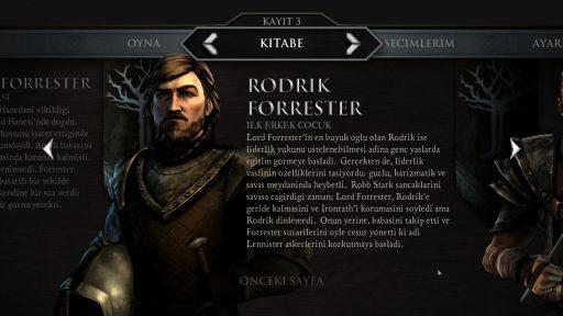 Game of Thrones EP1 Türkçe Yama 1. Ekran Görüntüsü