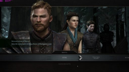 Game of Thrones EP2 Türkçe Yama 6. Ekran Görüntüsü