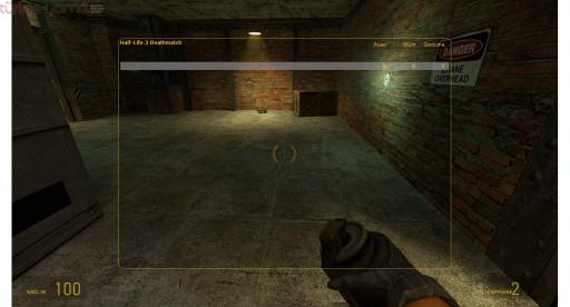 Half-Life 2 Deathmatch Türkçe