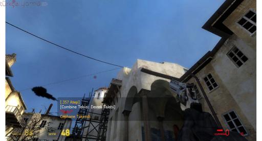 Half-Life 2 Lost Coast Türkçe 2