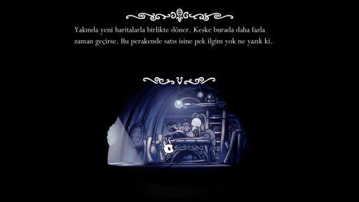 Hollow Knight Türkçe Yama 3. Ekran Görüntüsü
