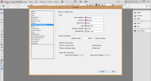 InDesign CS6 Türkçe Yama 2