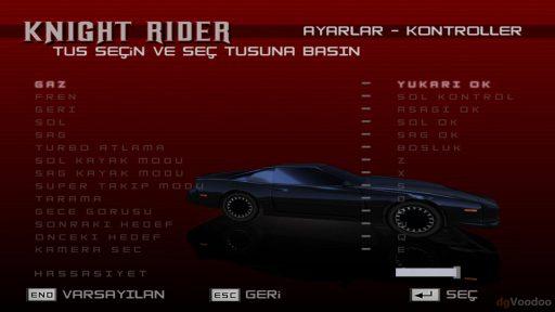 Knight Rider: The Game Türkçe Yama 6. Ekran Görüntüsü