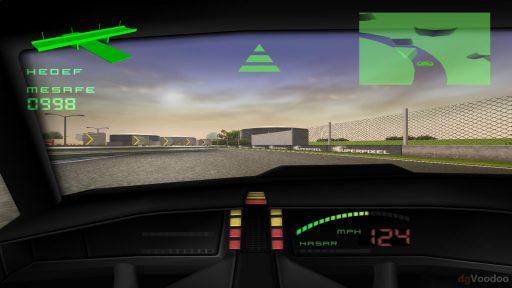 Knight Rider: The Game Türkçe Yama 8. Ekran Görüntüsü