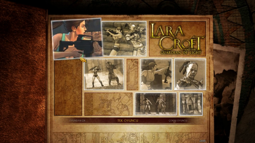 Lara Croft and the Guardian of Light Türkçe Yama 1. Ekran Görüntüsü