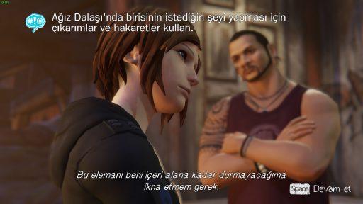 Life Is Strange: Before the Storm Türkçe Yama 2. Ekran Görüntüsü