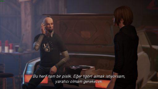 Life Is Strange: Before the Storm Türkçe Yama 3. Ekran Görüntüsü