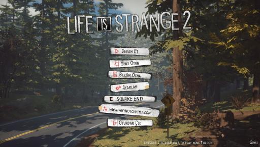 Life is Strange 2 Episode 1 Türkçe Yama 2. Ekran Görüntüsü