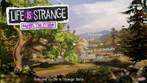Life is Strange: Before the Storm EP1-EP2-EP3 Türkçe Yama 1. Ekran Görüntüsü