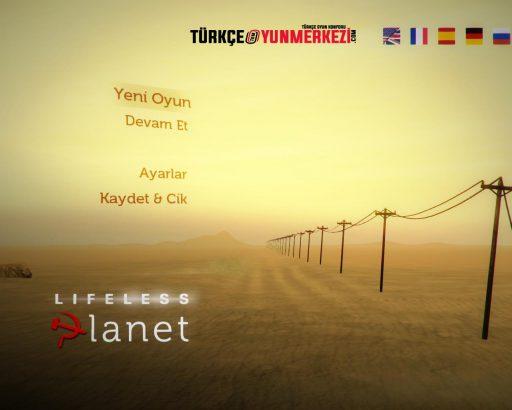 Lifeless Planet Türkçe Yama 1. Ekran Görüntüsü