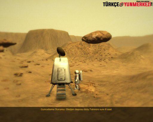 Lifeless Planet Türkçe Yama 3. Ekran Görüntüsü
