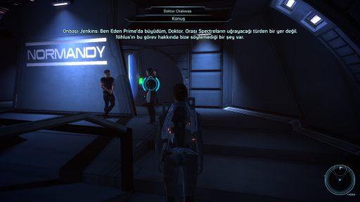 Mass Effect Türkçe Yama 3. Ekran Görüntüsü