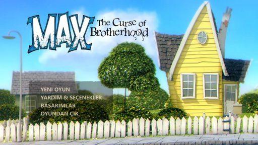 Max: The Curse of Brotherhood Türkçe Yama 1. Ekran Görüntüsü