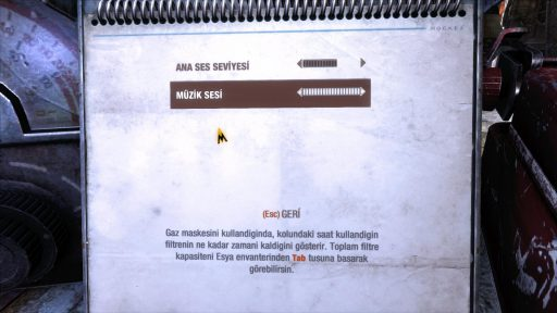 Metro 2033 Redux Türkçe Yama 2. Ekran Görüntüsü