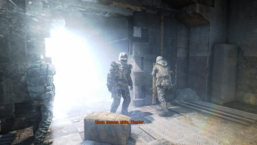 Metro 2033 Redux Türkçe Yama 4. Ekran Görüntüsü