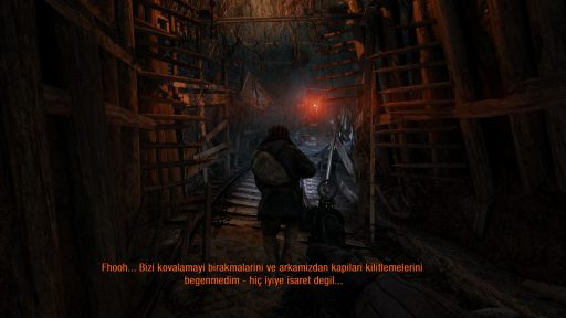Metro: Last Light Redux Türkçe Yama 3. Ekran Görüntüsü