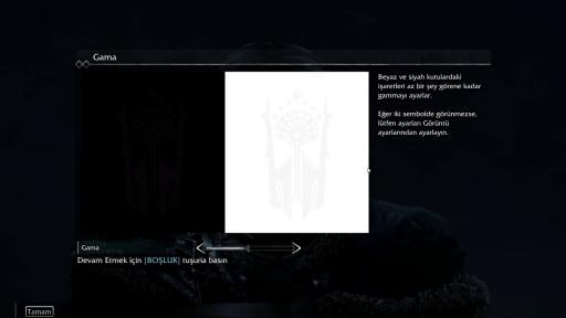 Middle-earth: Shadow of Mordor Türkçe Yama 1. Ekran Görüntüsü