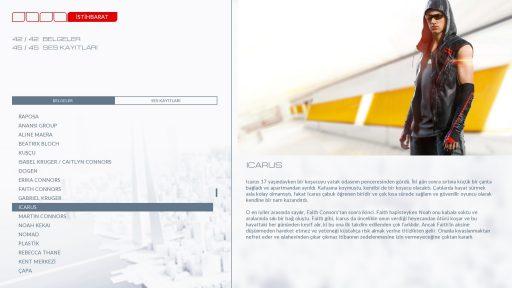 Mirror\'s Edge: Catalyst Türkçe Yama 1. Ekran Görüntüsü