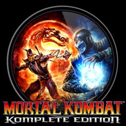 Mortal Kombat Komplete Edition Simge