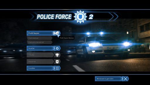 Police Force 2 Türkçe Yama 1. Ekran Görüntüsü