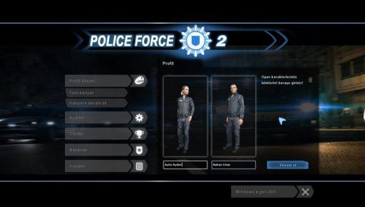 Police Force 2 Türkçe Yama 2. Ekran Görüntüsü