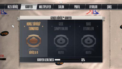Real Boxing Türkçe Yama 3. Ekran Görüntüsü