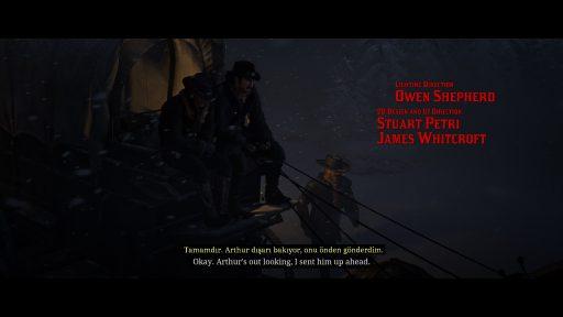 Red Dead Redemption 2 Türkçe Yama 4. Ekran Görüntüsü