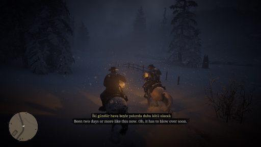 Red Dead Redemption 2 Türkçe Yama 6. Ekran Görüntüsü