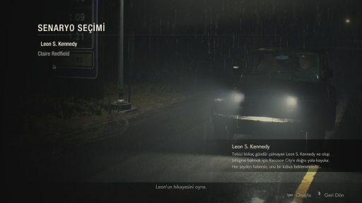 Resident Evil 2 Remake Biohazard Türkçe Yama 2. Ekran Görüntüsü