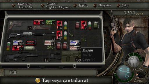 Resident Evil 4 UHD Türkçe Yama 1. Ekran Görüntüsü