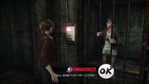 Resident Evil Revelations 2 EP1 Türkçe Yama 2. Ekran Görüntüsü