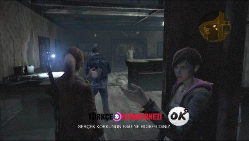 Resident Evil Revelations 2 EP2 Türkçe Yama 4. Ekran Görüntüsü