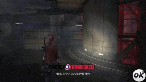 Resident Evil Revelations 2 EP3 Türkçe Yama 12. Ekran Görüntüsü