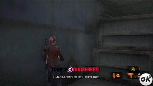 Resident Evil Revelations 2 EP3 Türkçe Yama 14. Ekran Görüntüsü