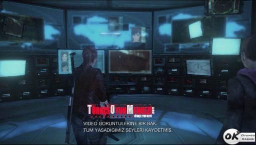 Resident Evil Revelations 2 EP4 Türkçe Yama 17. Ekran Görüntüsü