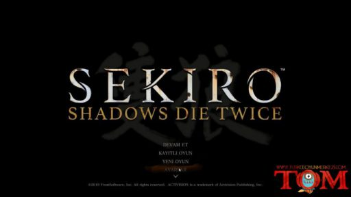 Sekiro: Shadows Die Twice Türkçe Yama 1. Ekran Görüntüsü