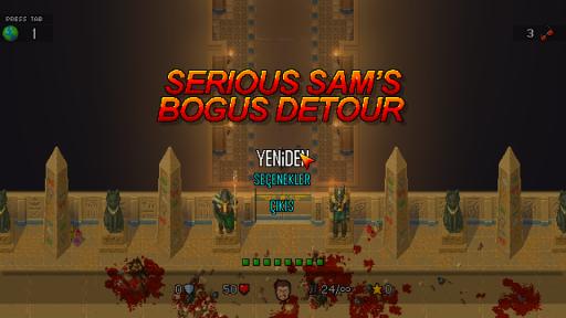 Serious Sam's Bogus Detour Türkçe Yama 1. Ekran Görüntüsü