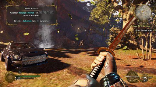 Shadow Warrior 2 Türkçe Yama 1. Ekran Görüntüsü