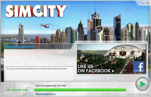 SimCity 2013 Türkçe Yama 4. Ekran Görüntüsü