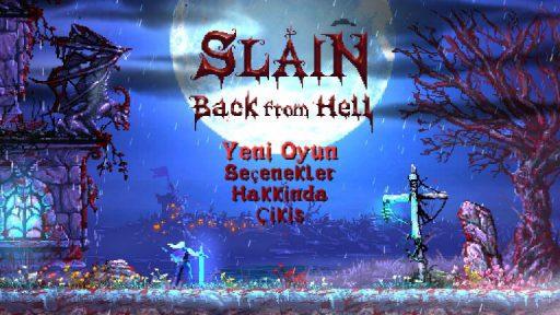 Slain: Back from Hell Türkçe Yama 1. Ekran Görüntüsü