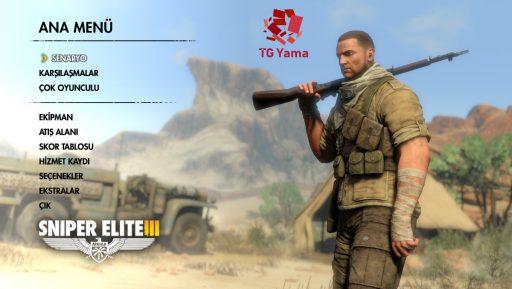Sniper Elite 3 Türkçe Yama 1. Ekran Görüntüsü