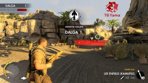 Sniper Elite 3 Türkçe Yama 2. Ekran Görüntüsü