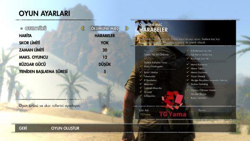 Sniper Elite 3 Türkçe Yama 4. Ekran Görüntüsü