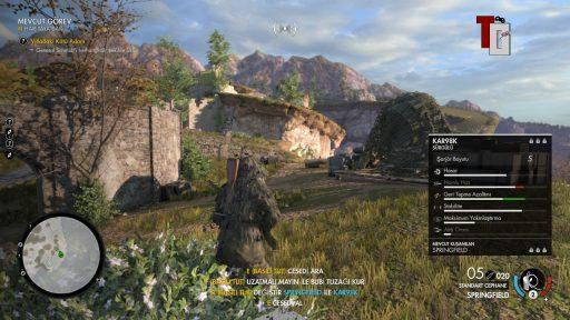 Sniper Elite 4 Türkçe Yama 2. Ekran Görüntüsü